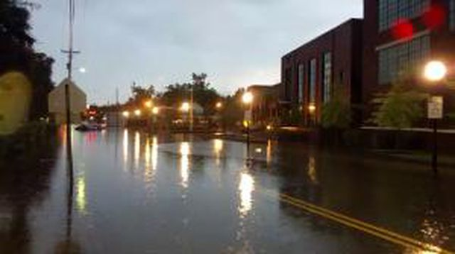 HurricaneTrack Charelston Flooding (2015/Joaquin)