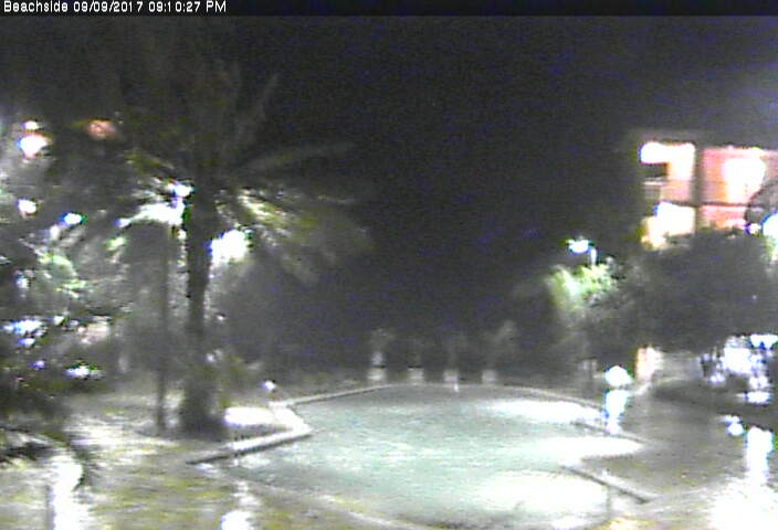 Key West Beachside Cam  Irma (2017)