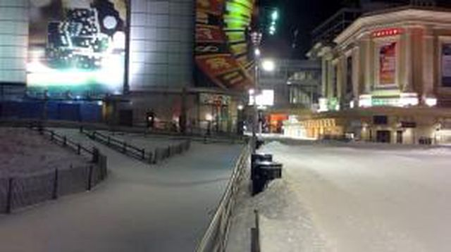 HurricaneTrack Atlantic City, NJ Cam January Winter Storm (2018)
