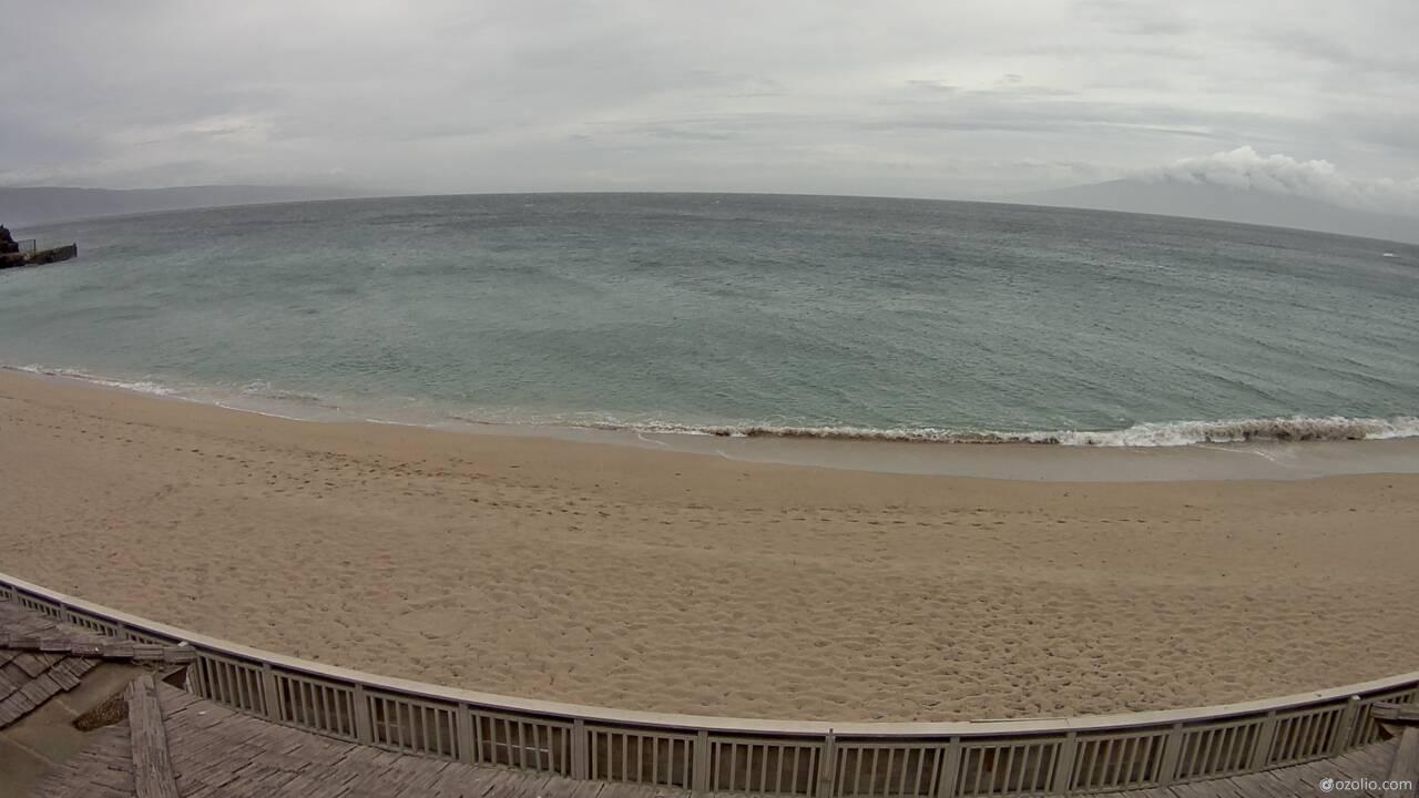 Kaanapali Beach Maui Webcam Lane Approach (2018)